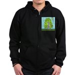 Evolution Zip Hoodie (dark)