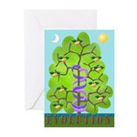 Evolution Greeting Cards (Pk of 20)