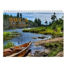 Wall Calendar: BWCA Namekagon 2014