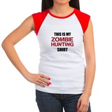 Zombie Hunting Shirt Tee