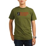 Ben Franklin: Beer Quote Organic Men's T-Shirt (da