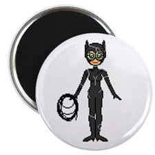 "Unique Catwoman 2.25"" Magnet (100 pack)"