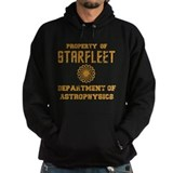 Star Trek Dept of Astrophysics Hoody