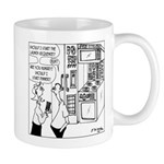 Kitchen Is Like NASA's Mission Control Mug