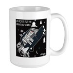 Graveyard Orbit Large Mug