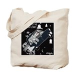 Graveyard Orbit Tote Bag