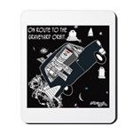 Graveyard Orbit Mousepad