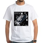 Graveyard Orbit White T-Shirt