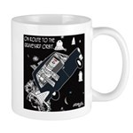 Graveyard Orbit Mug