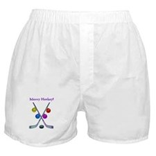 Cute Sports theme Boxer Shorts