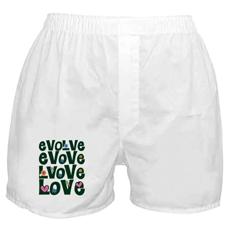 Evolve Whimsical Love Boxer Shorts
