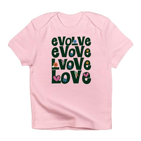 Evolve Whimsical Love Infant T-Shirt