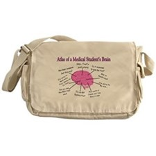 Atlas Of... Messenger Bag