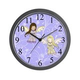 Little Angel Wall Clock
