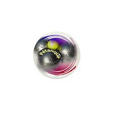 PETANQUE Mini Button (10 pack)