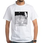 Lunar Rover 's Battery Is Dead White T-Shirt