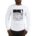Lunar Rover 's Battery Is Dead Long Sleeve T-Shirt