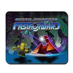 Data Jammers: FastForward Mousepad