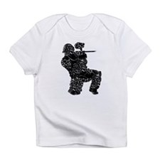 Paintball Apparel, Vintage Infant T-Shirt