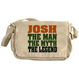 JOSH - The Legend Messenger Bag