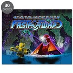 Data Jammers: FastForward Puzzle