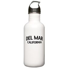 Del Mar California Water Bottle