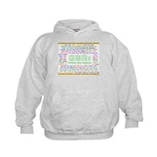 GSR 'SHIPPY QUOTES Hoody