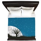 Starry Night King Duvet
