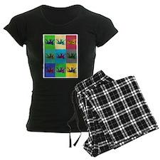 Lionfish Pop Art Pajamas