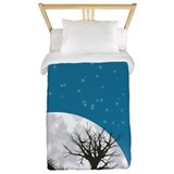 Starry Night Twin Duvet
