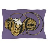 Nouveau Girl Pillow Case