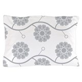 Spirolap Gray Pillow Case