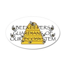 Beekeepers Wall Decal