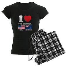 USA-AUSTRALIA Pajamas