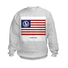 Yacht Club Flag Sweatshirt