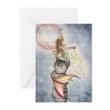 Star Mermaid Greeting Cards (Pk of 10)