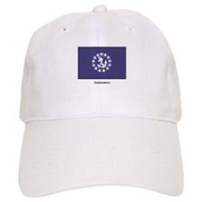 Commodore Flag Baseball Cap