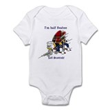 Scottish Seabee Infant Bodysuit