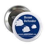 Ocean Defender Fish Button