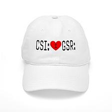 I LOVE CSI & GSR Cap
