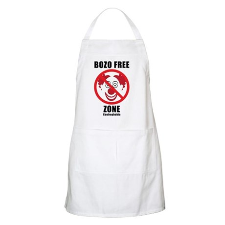 No Bozozzz Apron