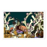 Cold-water coral reef Postcards (Package of 8)