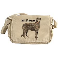 Irish Wolfhound Messenger Bag