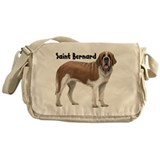 Saint Bernard Messenger Bag