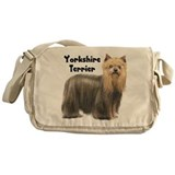Yorkshire Terrier Yorkie Messenger Bag