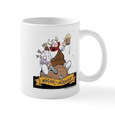 Hagar on Keg Mug