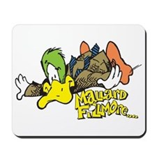 Flying Mallard Mousepad