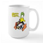 Walking Mallard Large Mug