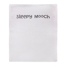 Mooch Throw Blanket