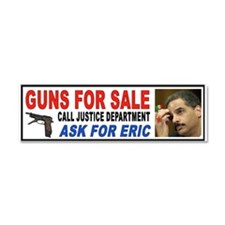 FIRE ERIC HOLDER Car Magnet 10 x 3